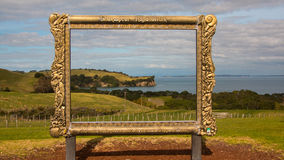 Regionala Shakespear parkerar Nya Zeeland Arkivbild