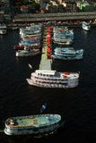 Regionale ambachthaven van Manaus Stock Afbeelding