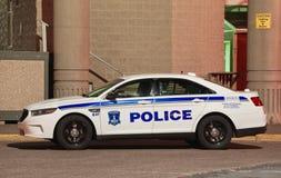 Regionaler Polizeiwagen Halifaxes Stockfoto