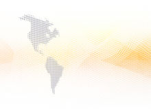 Regionales Unternehmen Stockfoto
