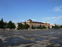REGIONE DI ENGELS, SARATOV, RUSSIA Fotografie Stock