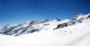 Regione di Jungfrau Fotografia Stock