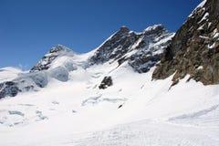 Regione di Jungfrau Immagine Stock Libera da Diritti