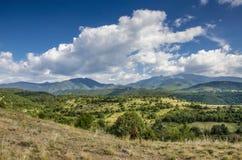 Regione di Mariovo, Macedonia - natura selvaggia immagini stock