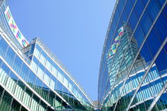 Regione Lombardia Building Royalty Free Stock Photography