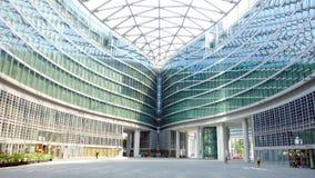 Regione Lombardia Building Royalty Free Stock Image