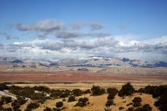 Regione selvaggia dell'Utah Fotografie Stock