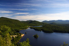 Regione selvaggia della Quebec Fotografia Stock Libera da Diritti