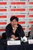Regisseur Kim Bong-Han Royalty-vrije Stock Afbeelding