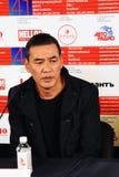Regisseur SABU van Internationaal de Filmfestival van Japan eenenveertigste Moskou royalty-vrije stock afbeeldingen