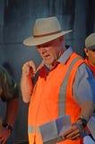 Regista Joe Johnston Immagini Stock Libere da Diritti