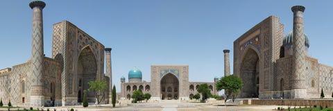 Registan kwadrat zdjęcia royalty free