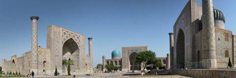 Registan square royalty free stock image