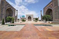 Registan Square Stock Images