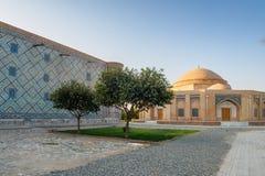 Registanvierkant, Samarkand stock afbeeldingen