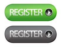 Register Royalty-vrije Stock Afbeelding
