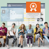 Register Enter Membership Sign-in Socialize Concept Stock Photos