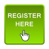 Register here button stock illustration
