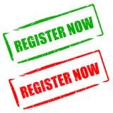 Register jetzt lizenzfreie abbildung