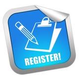 Register now Stock Photos