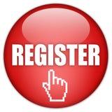 Register now vector illustration