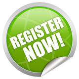 Register now icon Stock Photos
