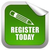 Register vandaag Stock Foto's