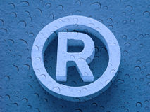 Registered trademark Royalty Free Stock Images