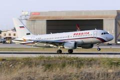 A319 registrado maltês Fotos de Stock Royalty Free