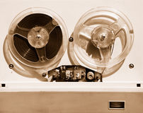 Registrador de cinta Imagen de archivo