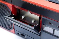 Registrador de cinta viejo Foto de archivo