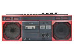 Registrador de cinta viejo Imagenes de archivo