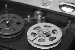Registrador de cinta viejo foto de archivo libre de regalías
