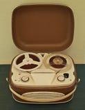 Registrador del análogo del vintage Imagenes de archivo