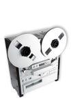 Registrador viejo de la cinta de audio Imágenes de archivo libres de regalías