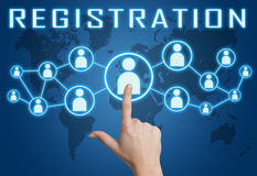 Registration Stock Images
