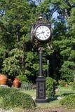 Registre en un parque, en la primavera Foto de archivo