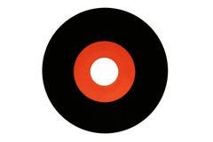 registrerad vinyl Arkivbild