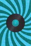 registrerad vinyl stock illustrationer