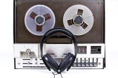 registreringsapparatband Arkivbilder