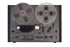 registreringsapparatrullband Arkivbild