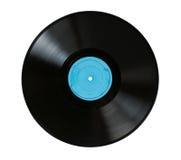 Registro de gramofone Imagens de Stock