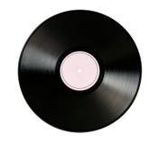 Registro de gramofone Fotografia de Stock