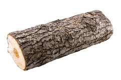Registro de madera Imagen de archivo libre de regalías