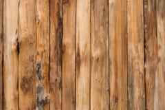 Registro de madera texturizado Foto de archivo libre de regalías