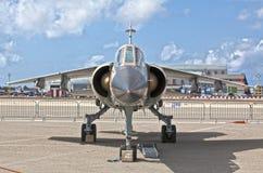 Registro líbio 502 da miragem F1 da força aérea foto de stock royalty free