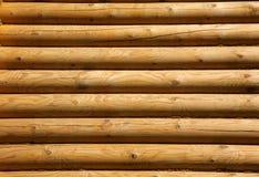 Registros de madera Fotografía de archivo libre de regalías