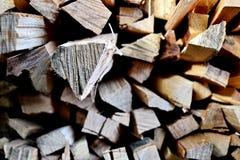 Registros de madera Imagen de archivo libre de regalías