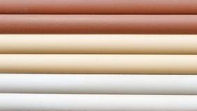 Registros de madera coloreados para la decoración exterior de casas y de edificios libre illustration
