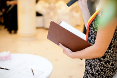 Registry Worker Stock Photography
